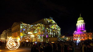 Schauspielhaus Gendarmenmarkt Festival of Lights