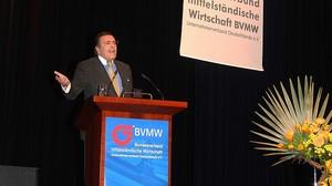 BVMW Jahresempfang mit Präsident Mario Ohoven