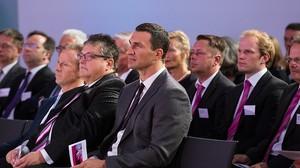 Telekom Cloud Champion Award 2014 mit Wladimir Klitschko