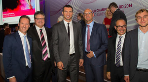 Telekom Champion Award 2014