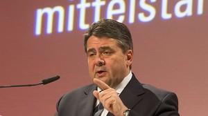 BVMW Jahresempfang Sigmar Gabriel SPD