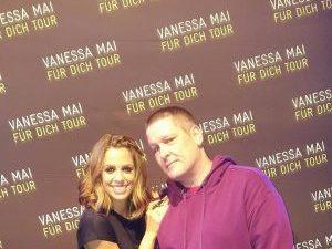 mit Vanessa Mai & DJ Guido
