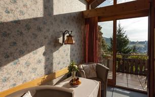 Einzelzimmer Balkon (1-2 Personen)