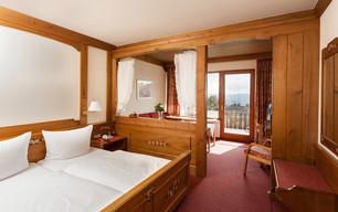 Komfort Doppelzimmer mit Südbalkon (2-4 Personen)
