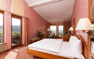 Junior Suite mit 2 Balkonen (2 Personen)