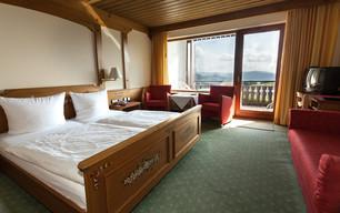 Standard Doppelzimmer Balkon (2-3 Personen)