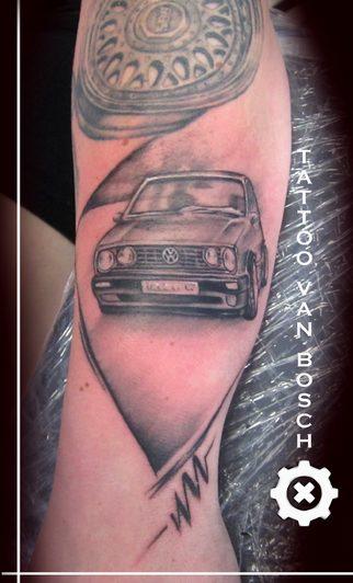Tattoo van Bosch, Van Bosch Tattoo Bodenmais, Tattoo Bayerischer Wald, Bayerwald Tattoo, Tattoo Bodenmais, Tattoo Zwiesel, Tattoo Regen, Bayrischer Wald Tattoo, Neo Van Bosch, Car Tattoo, Auto Tattoo, Volkswagen Tattoo,