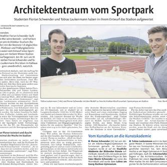 Winnender Zeitung | 11.06.2015