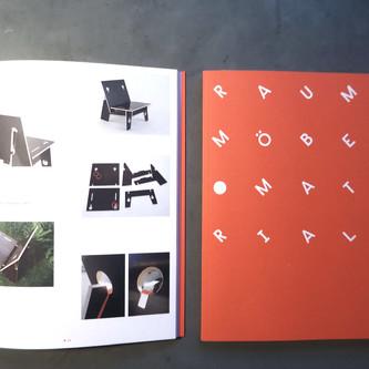 Raum Möbel Material | EnBW Ausstellung | 2013