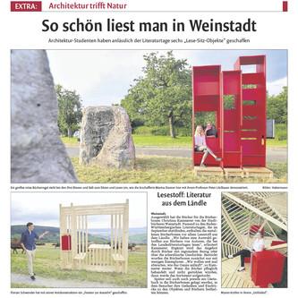 Waiblinger Zeitung | 04.08.2016
