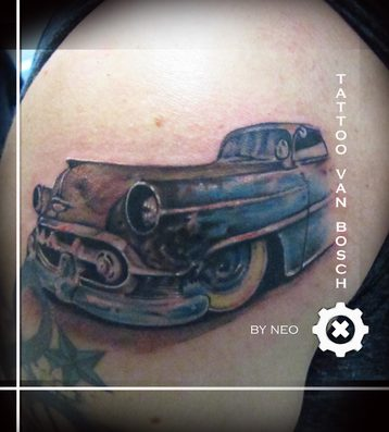 Tattoo van Bosch, Van Bosch Tattoo Bodenmais, Tattoo Bayerischer Wald, Bayerwald Tattoo, Tattoo Bodenmais, Tattoo Zwiesel, Tattoo Regen, Bayrischer Wald Tattoo, Neo Van Bosch, Auto tattoo, Car tattoo,