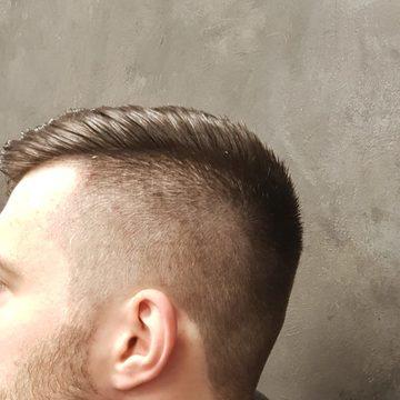 Herren intim frisuren Lockige Frisuren