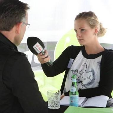 Vorbereitung auf Interviews