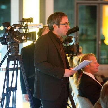 Pressebetreuung bei Veranstaltungen