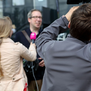 Ansprechpartner für die Presse