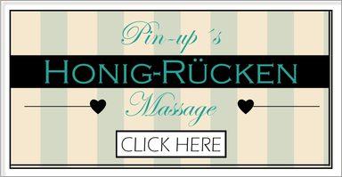 Honig-Rücken-Massage