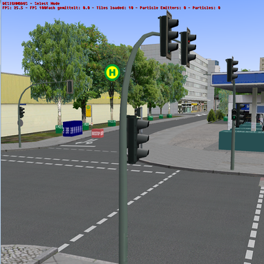 Werftstraße/Washingtonstraße