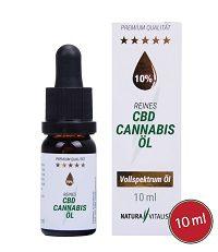 Natura Vitalis Cannabisöl CBD 10%