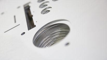 Laserteile online, Laserschneiden