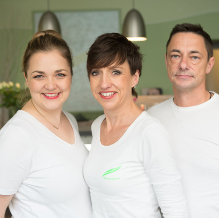 Das Team vom Kosmetikstudio Marion Wegner