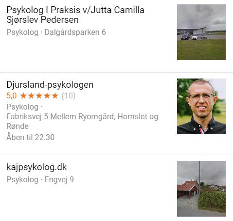 Psykolog i nærheden af Hornslet - Djursland-psykologen