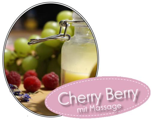 Cherry Berry, Wellness für zwei