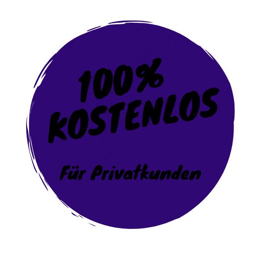 kostenlose Schrottabholung in Bochum, Zertifikat