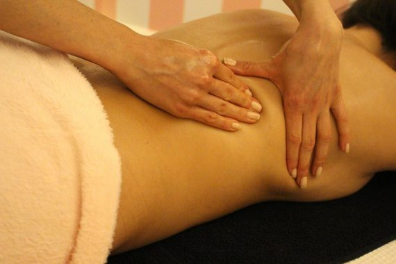Massagen, Hot Stone Massage, Körpermassage