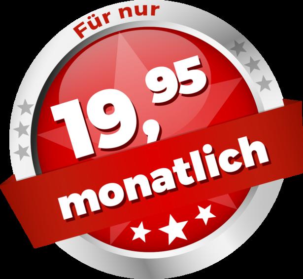 Fitness in Greven für 19,95€