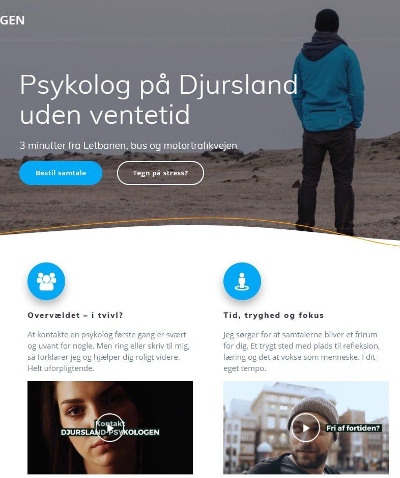 Psykolog Ryomgård - Djursland-psykologen uden ventetid