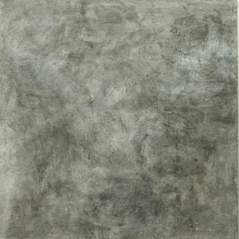 "140 x 140 - Mischtechnik/MdF - ""my inner plain"""