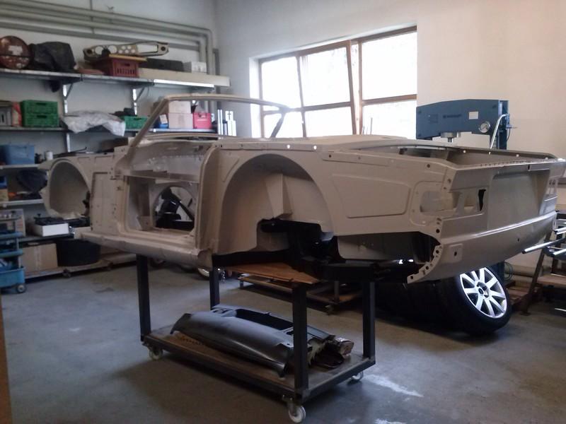 Triumph Tr6 Oldtimer Restauration