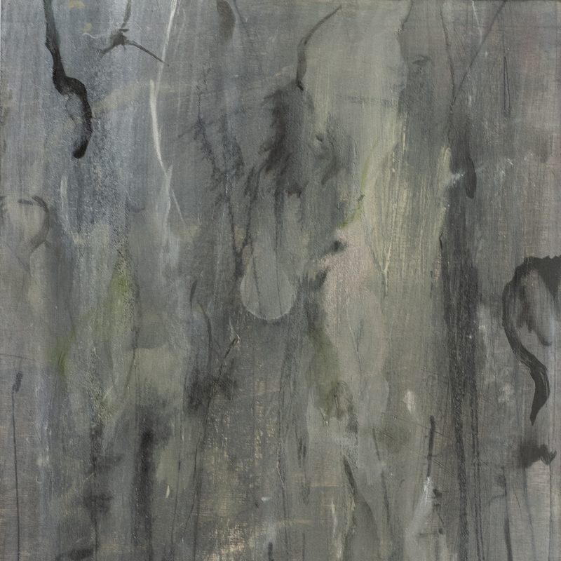"""29.41,9 x 29,7, Mischtechnik/Holz, """"as they where on on wood"""", 2019"""
