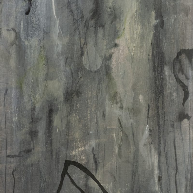 """29.41,9x29,7, Mischtechnik_Holz, """"as they where on on wood"""", 2019"""