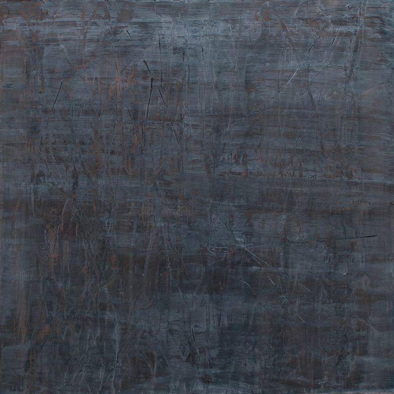 """140 x 140- Oil/MdF - """"non content field"""""""