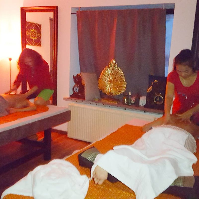 Reun Rom Spa - Traditionelle Thai-Massage in Hamburg