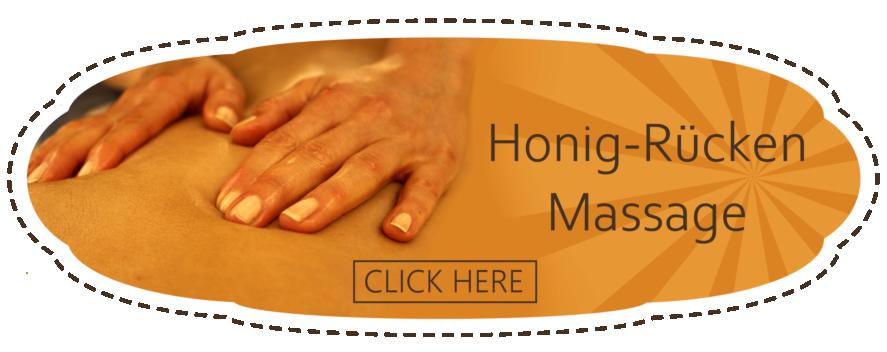 Honig Massage, Honigrücken-Massage, Körperentgiftung