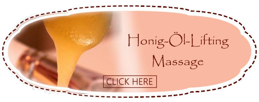 Massage, Honig-Massage, Entgiftung