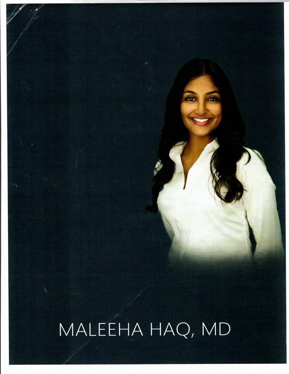 Maleeha Haq, M.D., F.A.C.C.